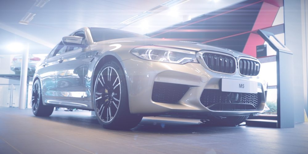 Specialist Cars BMW M5 Event
