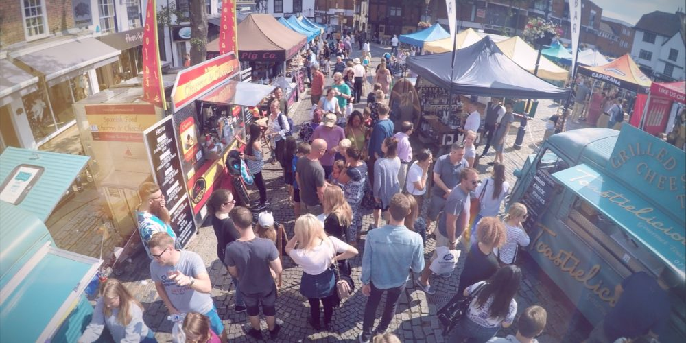 Hitchin Food & Drink Festival – Official Promo