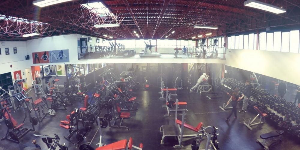 Pumped Gym