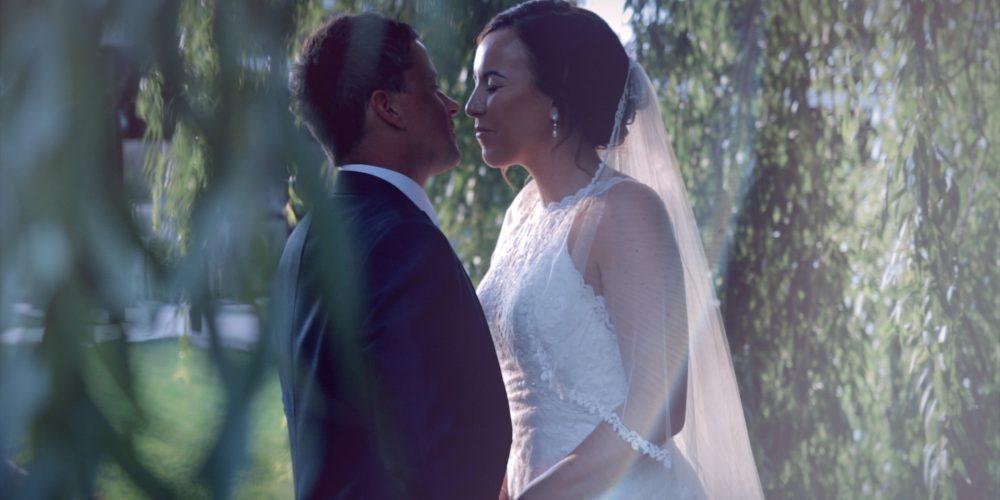 The Wedding of Rebecca & Thomas