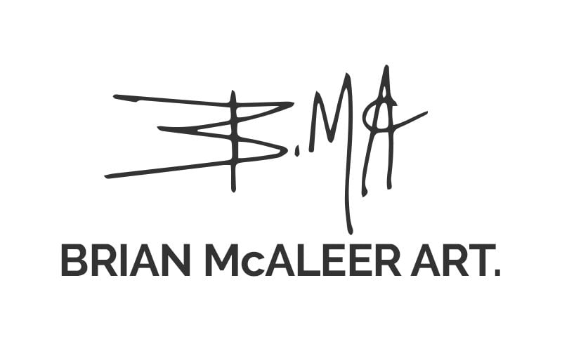 Brian Mcaleer Art