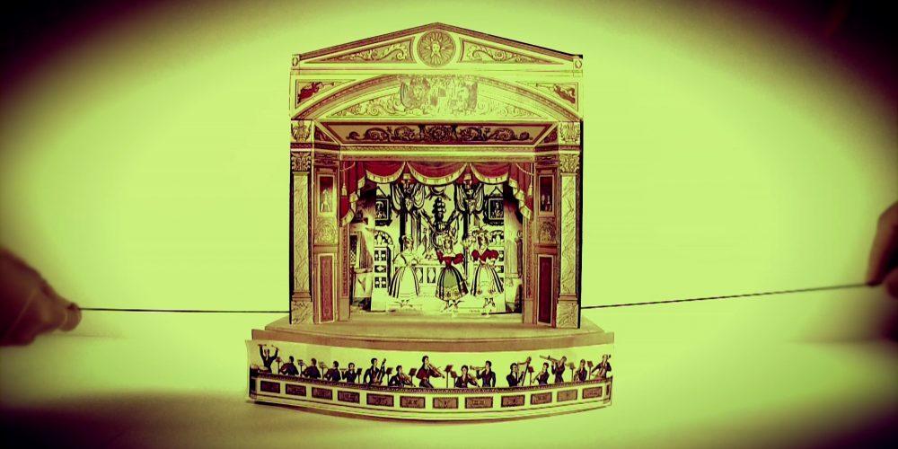 Pollock's Toy Theatre proudly presents – Cinderella