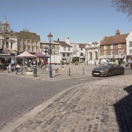 Hitchin Hyperlapse