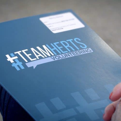 #TeamHerts Volunteering – Organisations