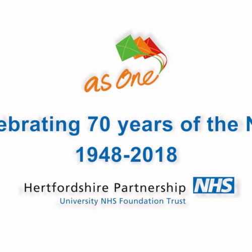 Celebrating 70 years of the NHS 1948-2018