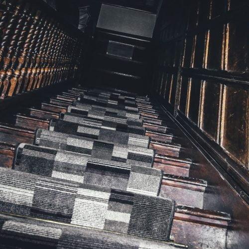 Haunted Hitchin – Old Palace Lodge