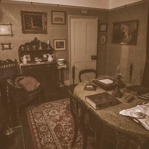 Haunted Hitchin – British Schools Museum