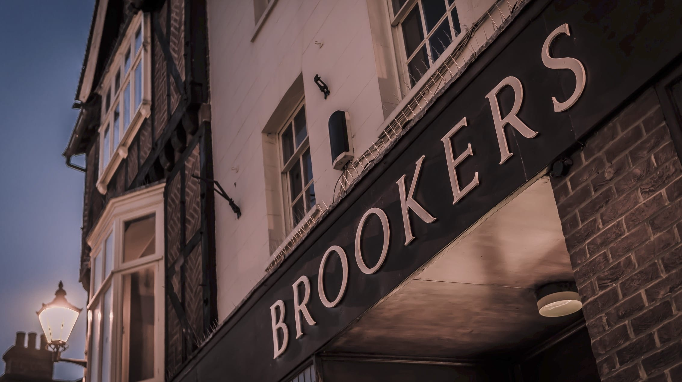Haunted Hitchin - Brookers - Trailer