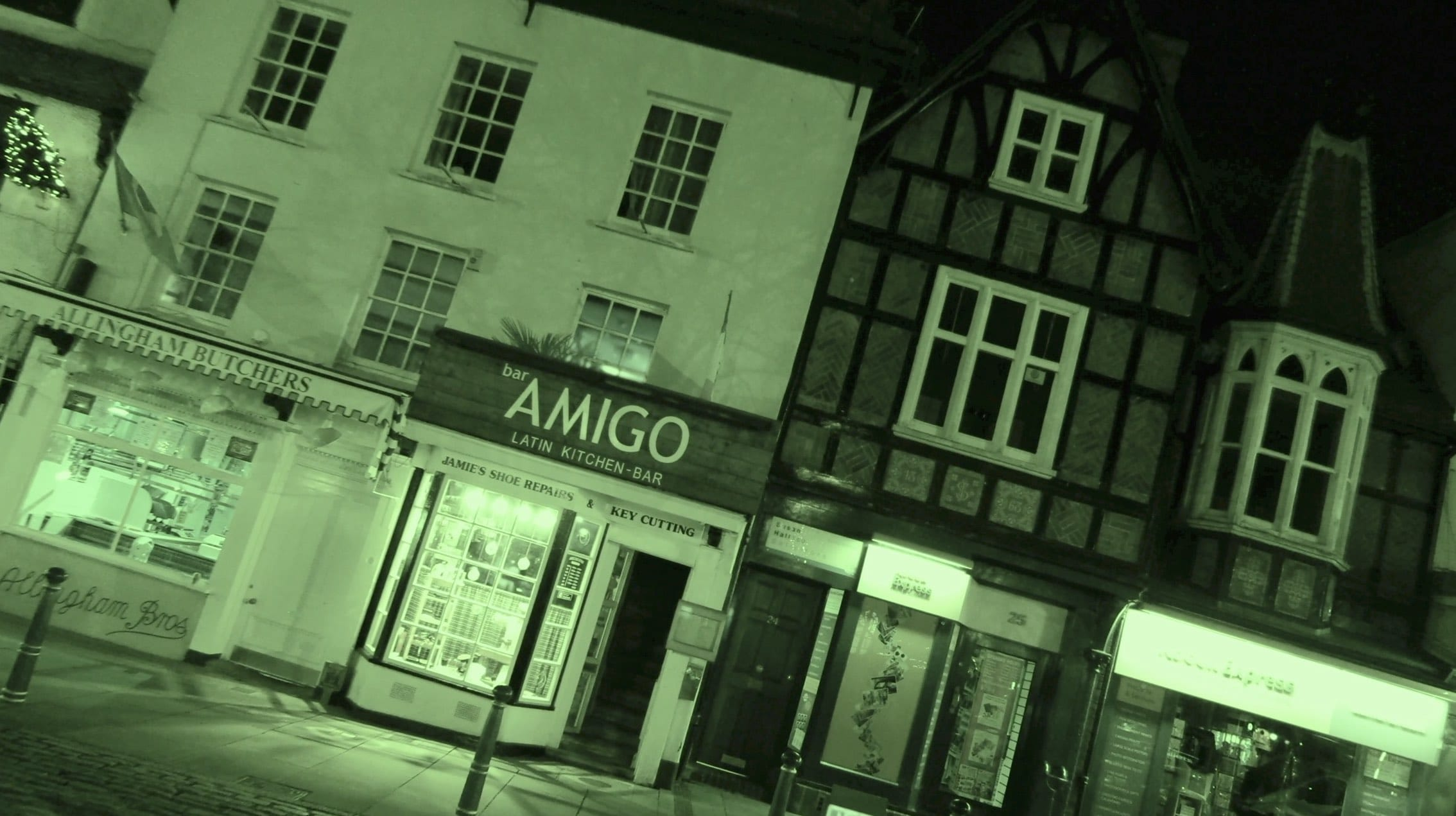 Haunted Hitchin - Bar Amigo - Trailer