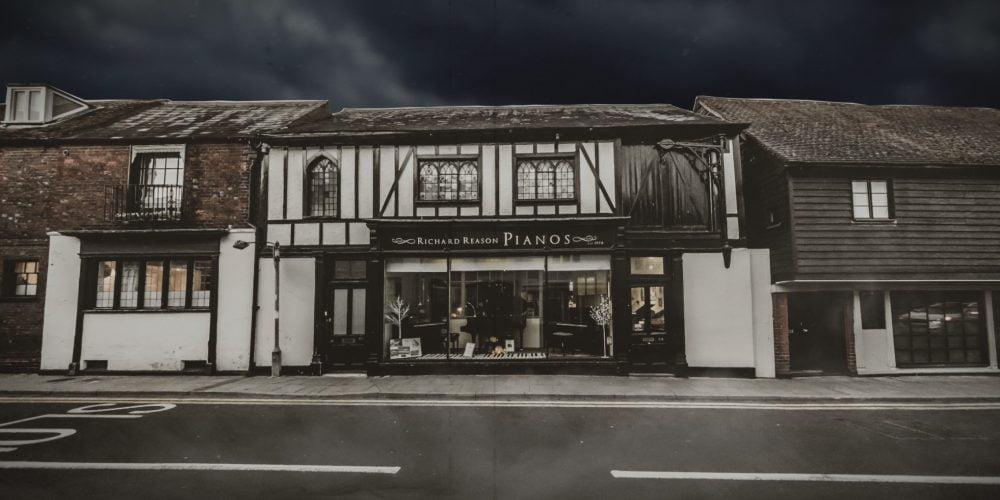 Haunted Hitchin – Richard Reason Pianos