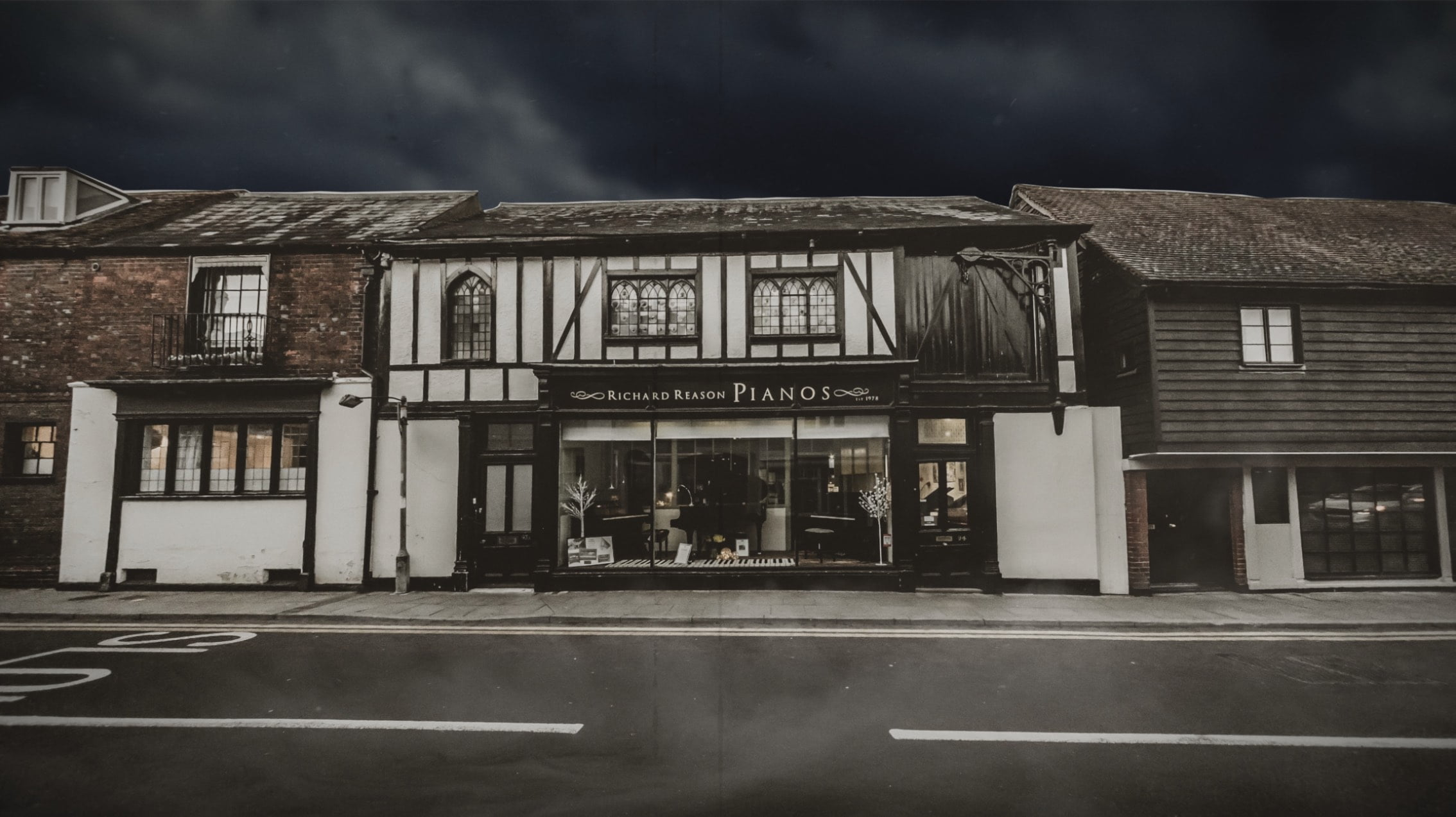 Richard Reason Pianos - Haunted Hitchin - Trailer