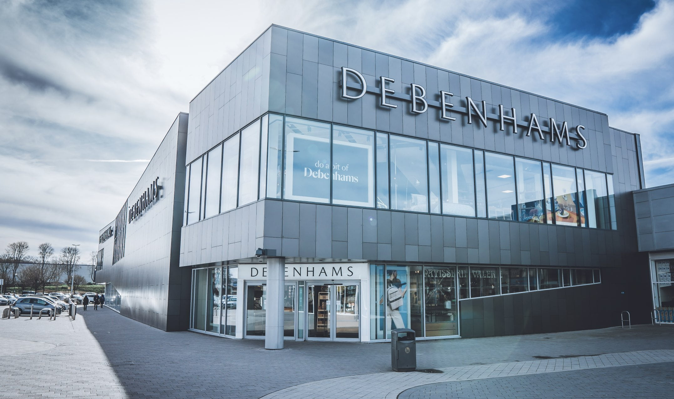 Debenhams - Stevenage