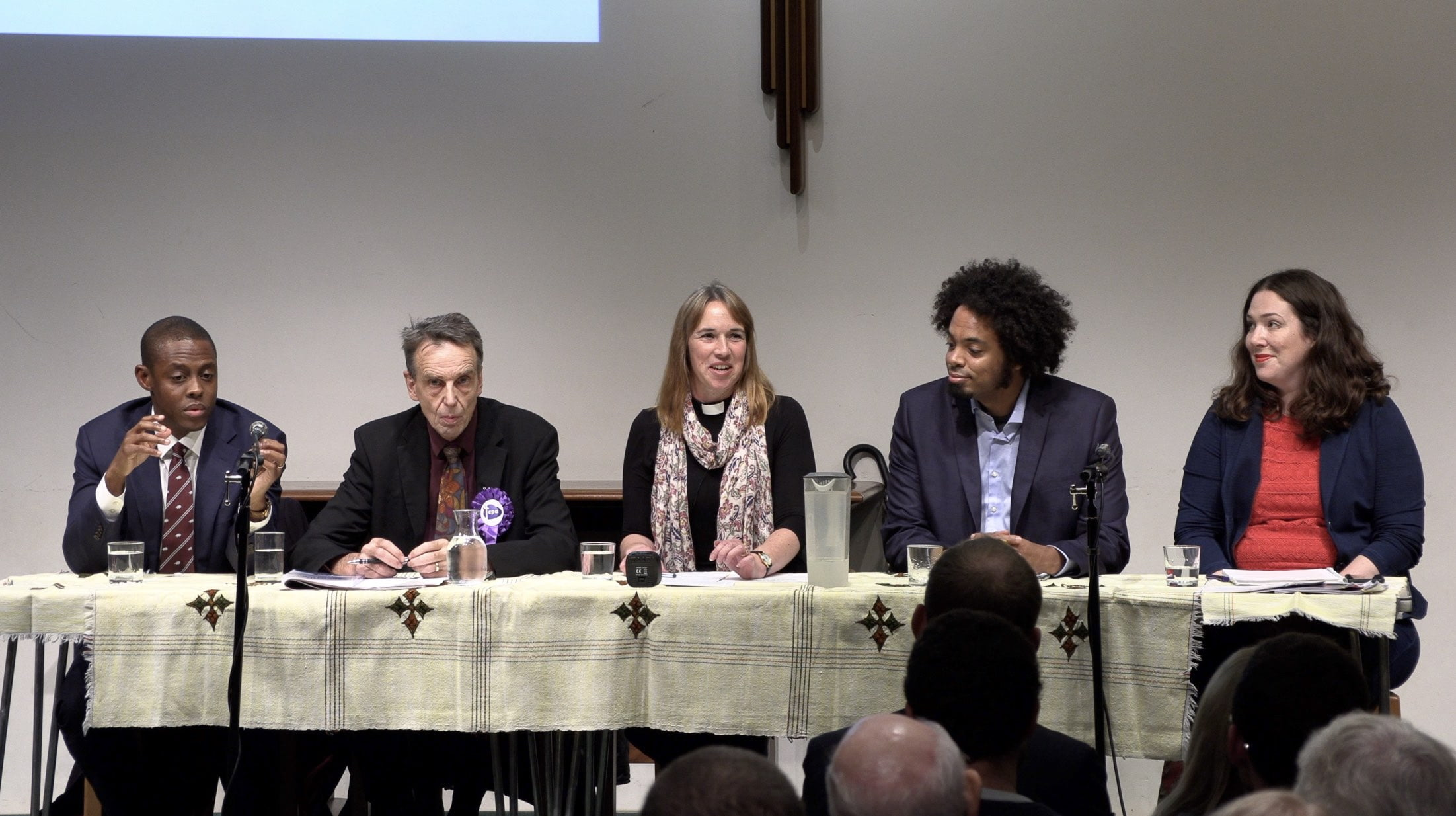 General Election Hustings for the Hitchin and Harpenden Constituency 2019