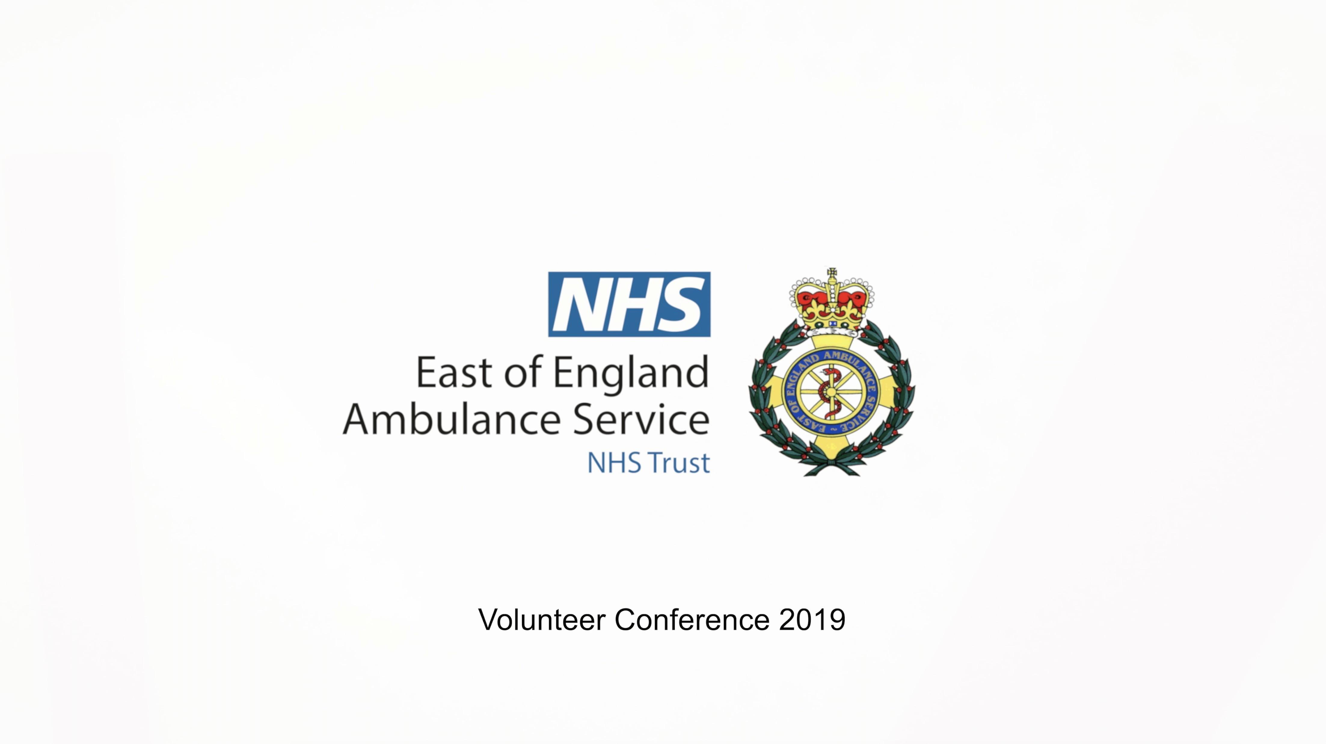 EEAST Volunteer Conference