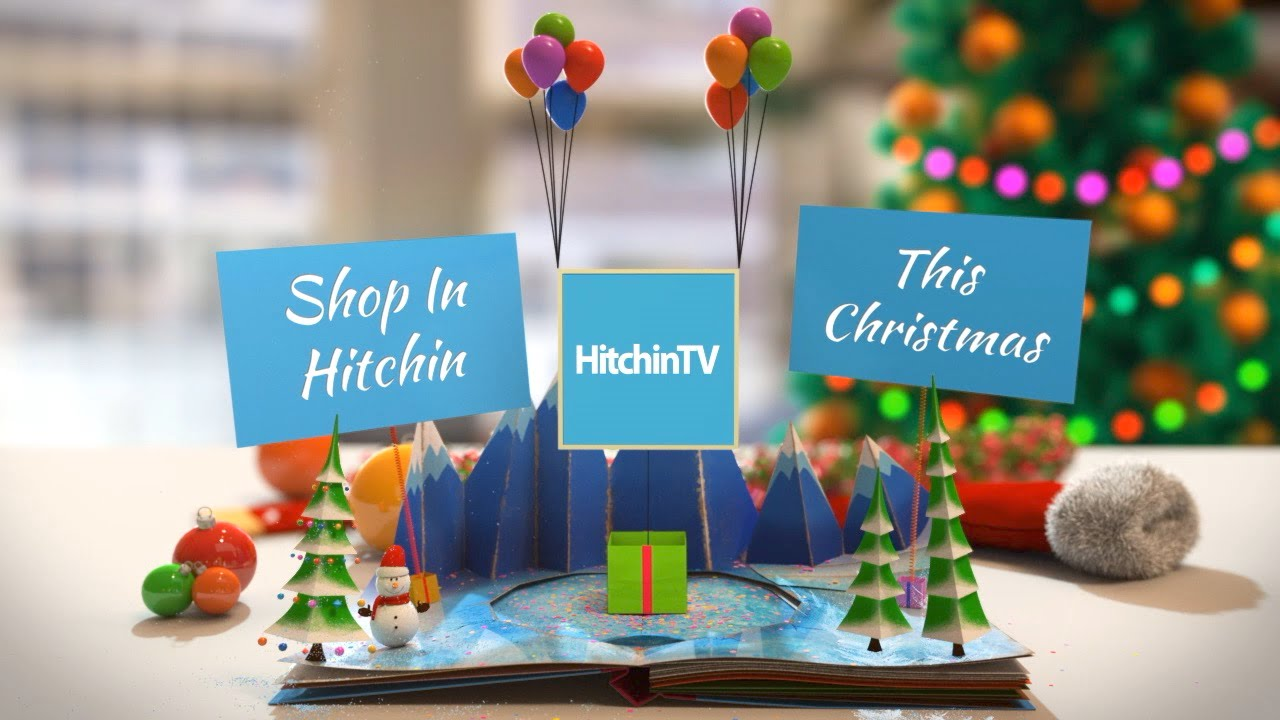 Shop In Hitchin This Christmas