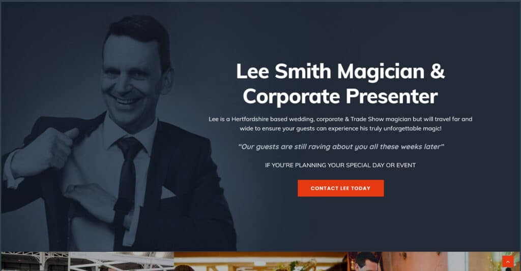 Lee Smith Magic