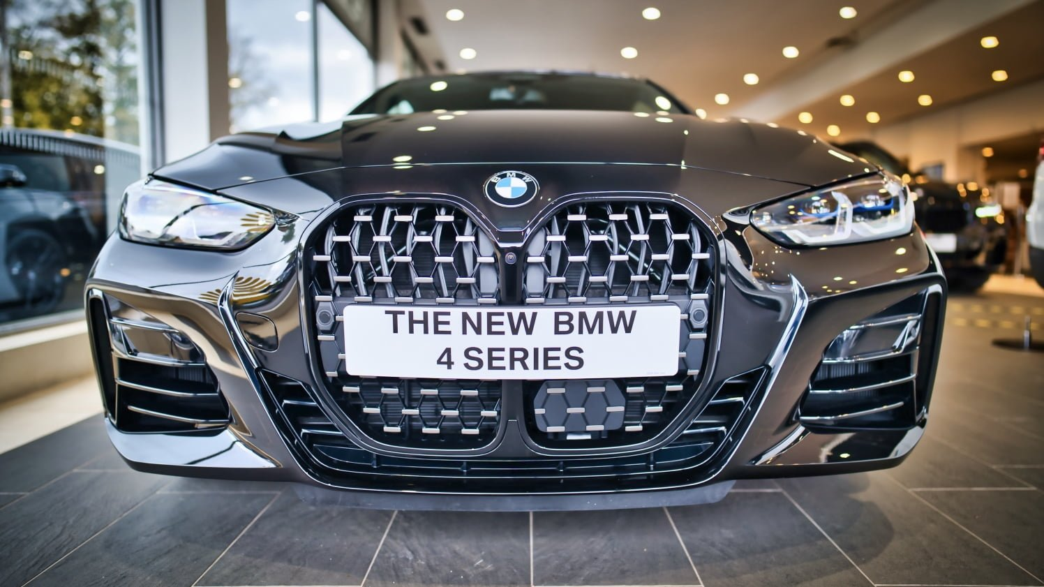 BMW 4 SERIES - Specialist Cars BMW