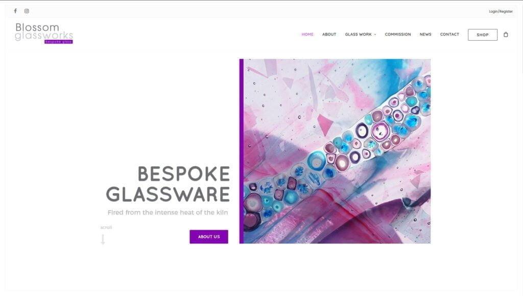 Blossom Glassworks